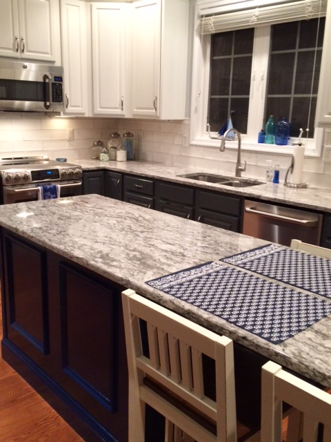 Kitchen Remodel | Blue Van Handyman Services